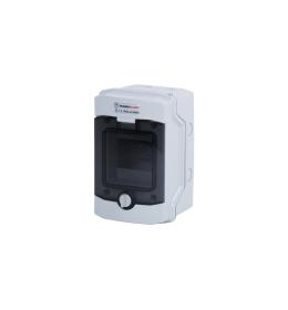 Kutija N4D za 4 osigurača nadgradna IP65 Tehnoplast
