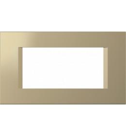 Okvir 4M zlatna Line TEM