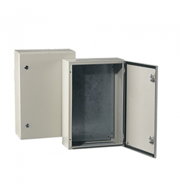 Metalni orman 600x600x200 IP55 sa montažnom pločom