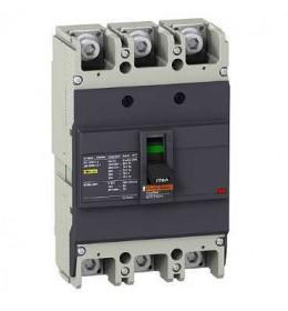 EZC250N 150A 3P 25kA Schneider