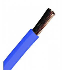 Provodnik P/F 1 mm² plavi